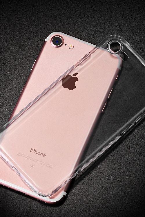 Чехол iPhone 7 Hoco Light Прозрачный